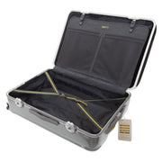 Mandarina Duck C-Frame Trolley Bag - Steel, Large - P10ZNV03465