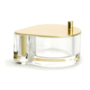 Sagaform Swing Tealight Holder - Clear and Gold - SA5017630 - Jashanmal Home