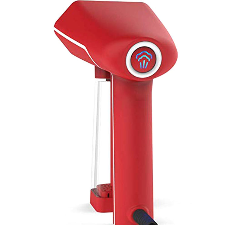 Steam One Snomad Garment Steamer - Red and White - SN50RDUK - Jashanmal Home
