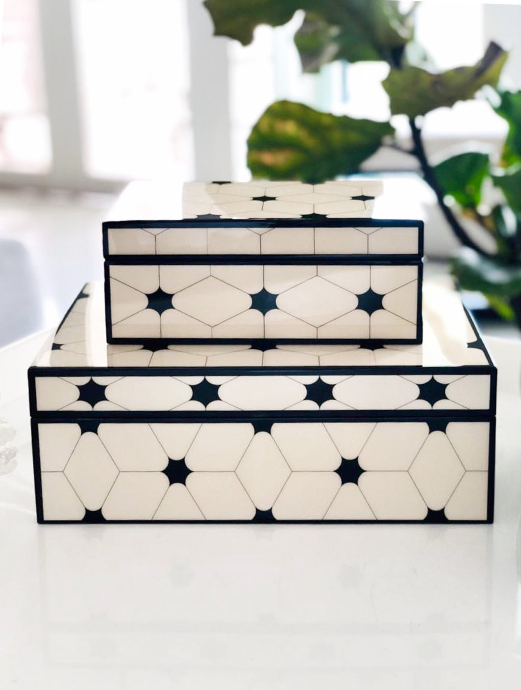 ALAYA DECORATIVE BOX SET