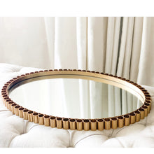 Load image into Gallery viewer, KATINA OVAL MIRROR TRAY