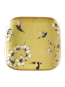 SPRING YELLOW TRAY