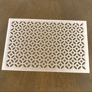 WINTER SILVER PLACEMAT