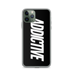 BLACK AND WHITE iPhone Case