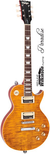 Vintage V100AFD Paradise Flamed Maple
