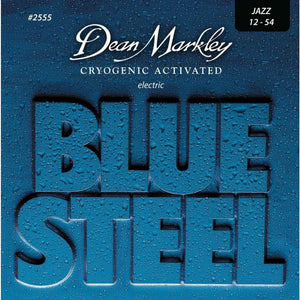 Dean Markley 2555 Blue Steel Electric JZ