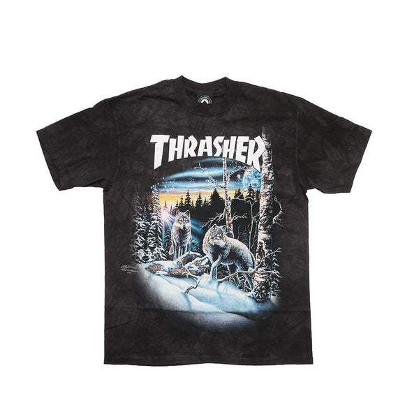 Thrasher 13 Wolves T-Shirt