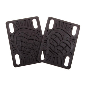 "Thunder 1/8"" Risers (Black, 2-set)"