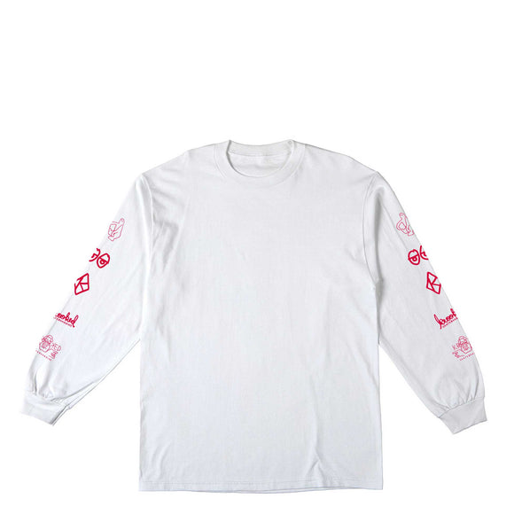 Krooked Naskar long sleeve tee