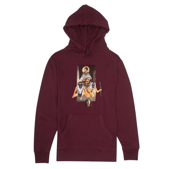 Fucking Awesome Chloe 2 hoodie FA-HO18HD002 Maroon Canada