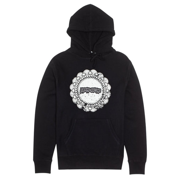 Fucking Awesome Doiley hoodie FA-HO18HD003 black Canada