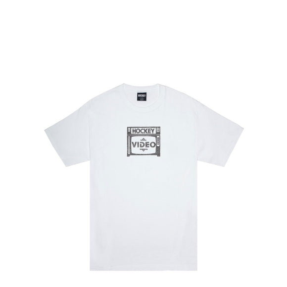 Hockey Budget Video tee white Canada