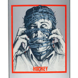 "Hockey Donovan Piscopo Barbwire deck (8.38"") Canada"