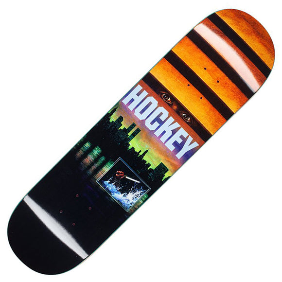 Hockey Ben Kadow City Fear deck (8.25