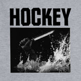 Hockey City Fear hood  Heather Grey Canada