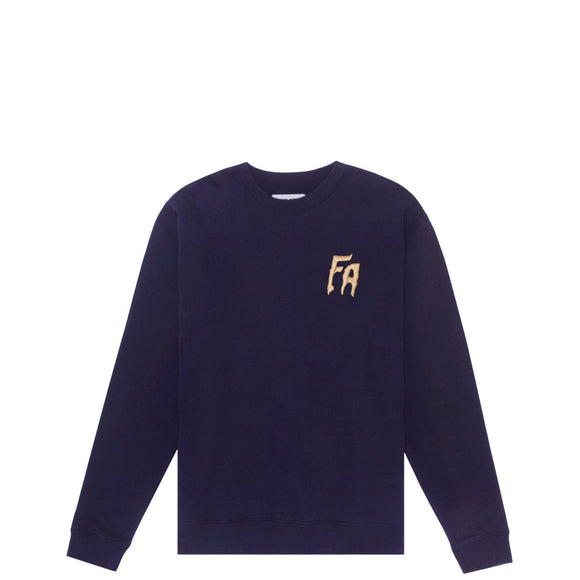 Fucking Awesome FA embroidered crewneck