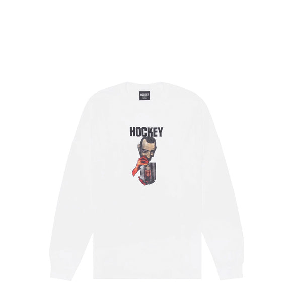 Hockey Point Break long sleeve tee