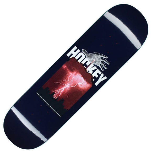Hockey Nik Stain Side Two deck (8.5