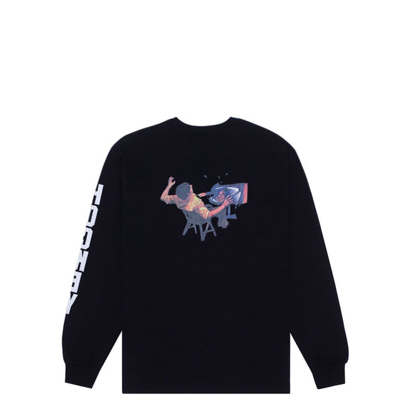 Hockey Ultraviolence Long Sleeve Tee