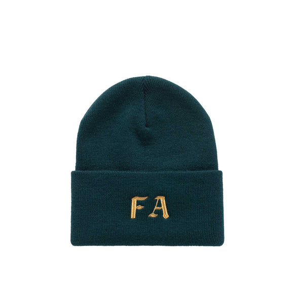 Fucking Awesome Children Of A Lesser God Beanie, forest green