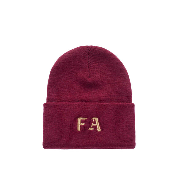 Fucking Awesome Children Of A Lesser God Beanie, maroon