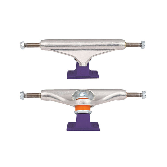 Independent Silver/purple Stage 11 Hollow trucks - 149 Canada