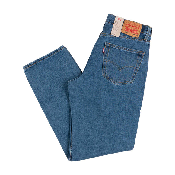 Levi's 550 Relaxed fit denim 00550-4891 medium stone wash Canada