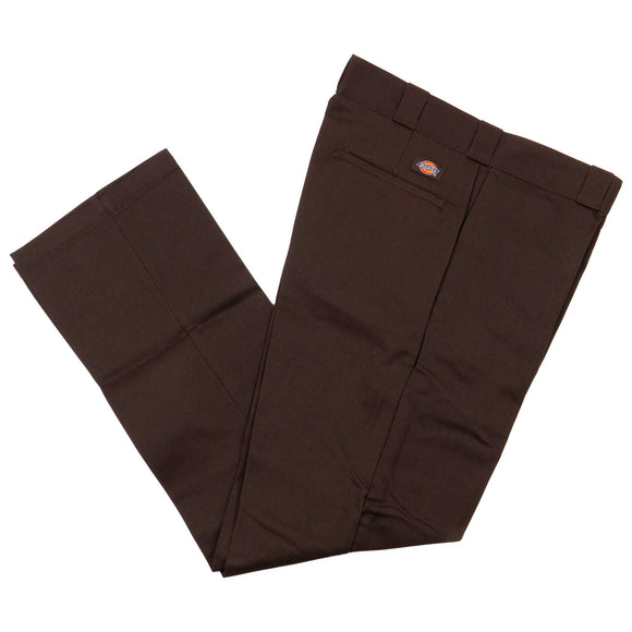 Dickies Original fit work pant 874DB dark brown Canada