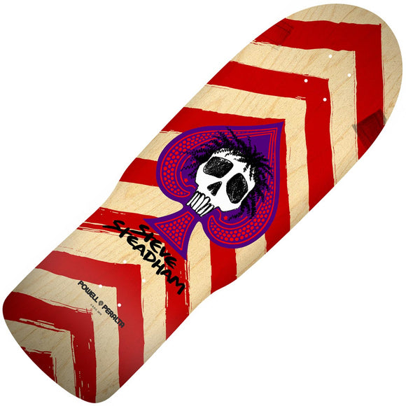 Powell Peralta Steve Steadham Spade re-issue deck (10