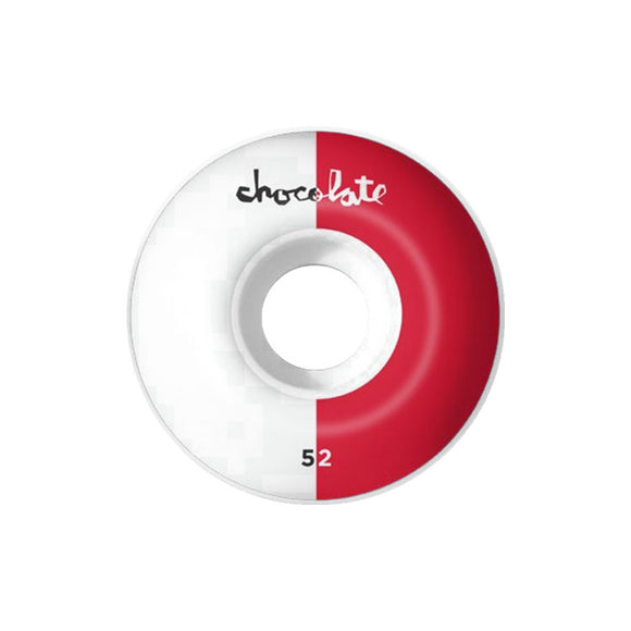 Chocolate Half Chunk Staple wheels (52mm)