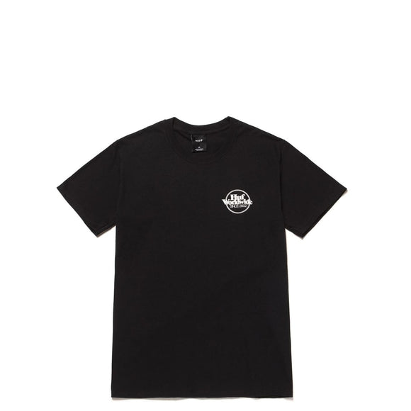 HUF Issues Logo Puff tee