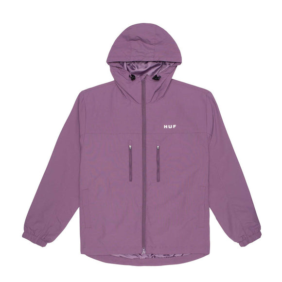 HUF Essentials Standard Zip shell