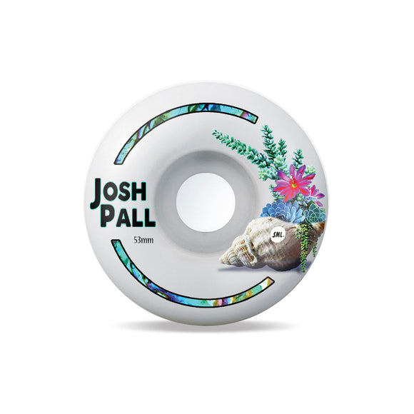 Sml. Wheels Josh Pall Tide Pools (99a, 53mm)