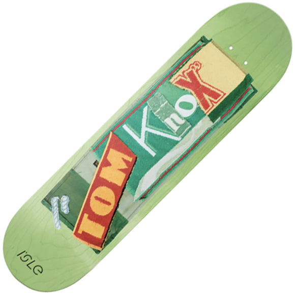 Isle Tom Knox Pub Series deck (8.375