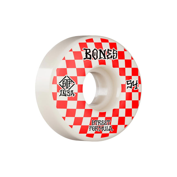 Bones STF Patterns V3 Slims 103A wheels (54mm)