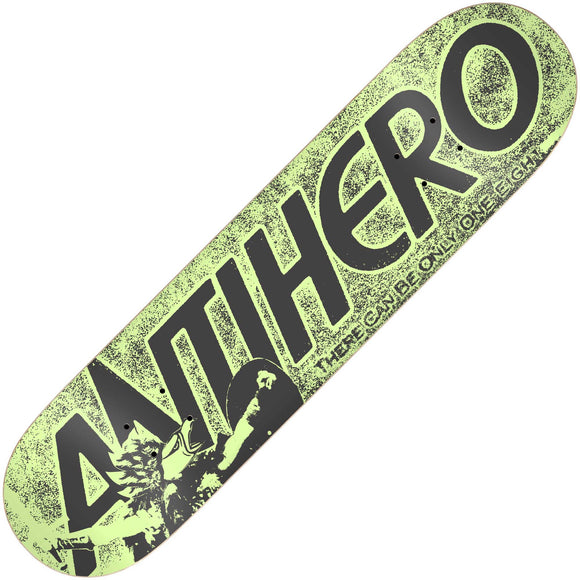 Antihero Highlander Hero deck (8.06
