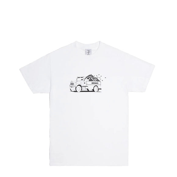 Alltimers Top Down tee white Canada