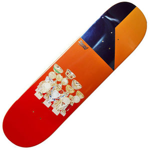 "Alltimers Wins deck (8.25""), Red Canada"