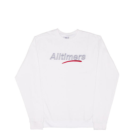 Alltimers Dashed crew white Canada