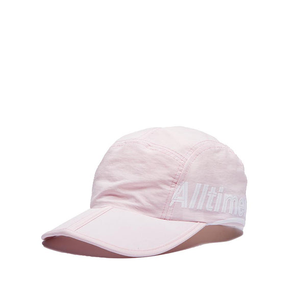 Alltimers Estates Side Logo Foldable Hat - Pink Canada