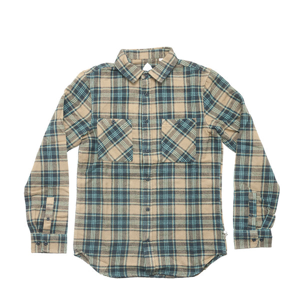 Altamont Binary L/S Flannel