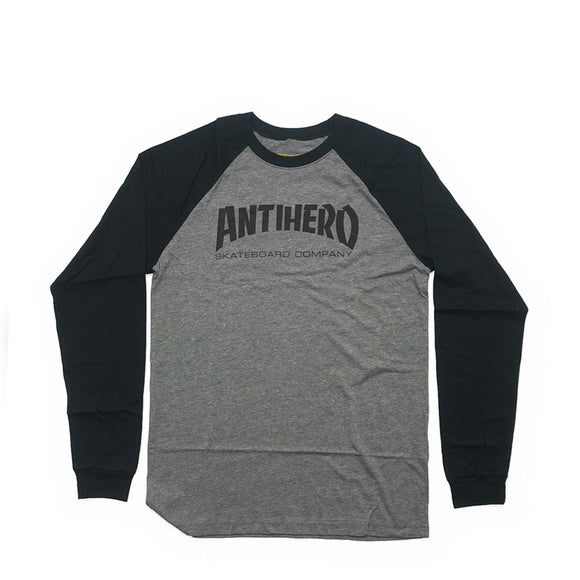 Anti Hero Skate Co. Raglan L/S T-Shirt