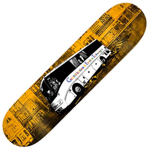 "Anti Hero Stranger Tech Bus Deck (8.5"")"