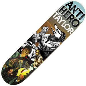 "Anti Hero Grant Taylor Wild Unknown Deck (8.25"")"