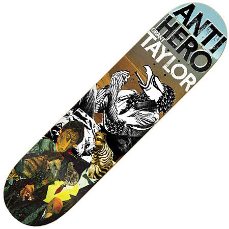 Anti Hero Grant Taylor Wild Unknown Deck (8.25