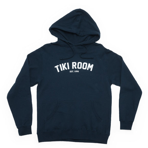 Tiki Room Established Arch Light Hoody