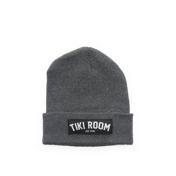 Tiki Room Arch Label beanie