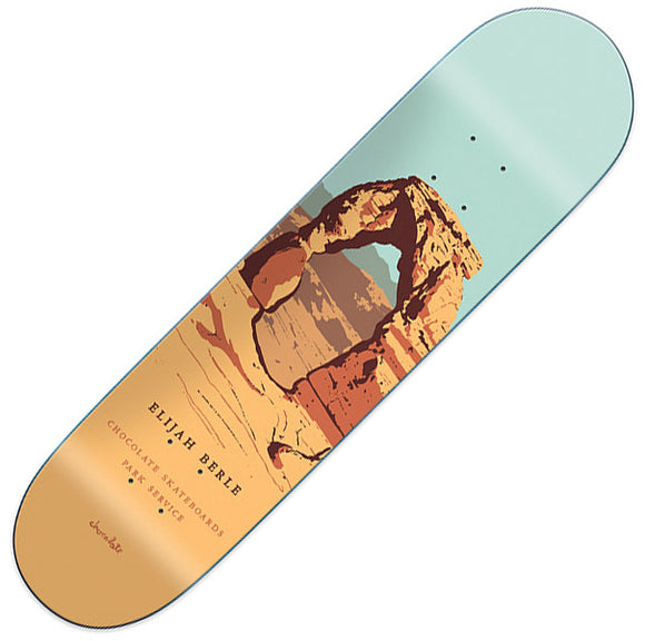 Chocolate Park Service Berle Deck (8.25