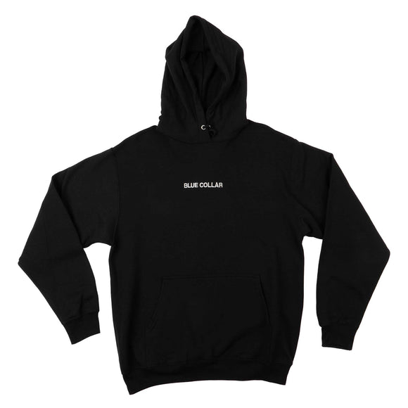 Blue Collar OG Block hoodie  black Canada