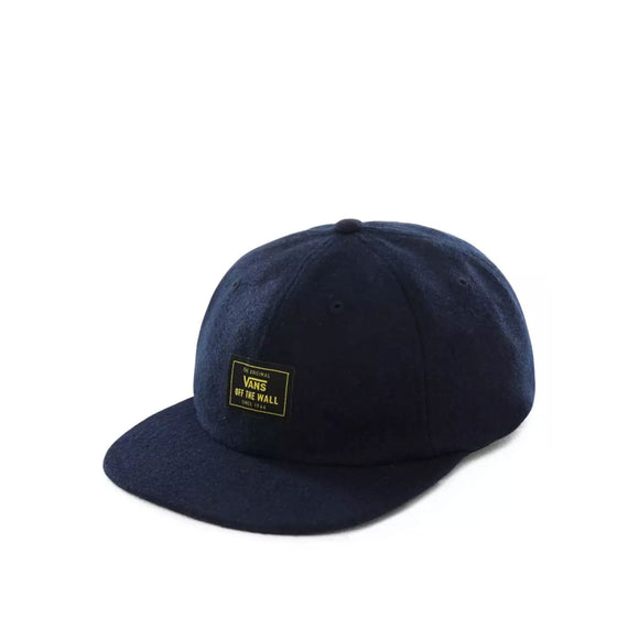 Vans Buckner Vintage Unstructured hat, Dress Blues VN0A3I6K Canada